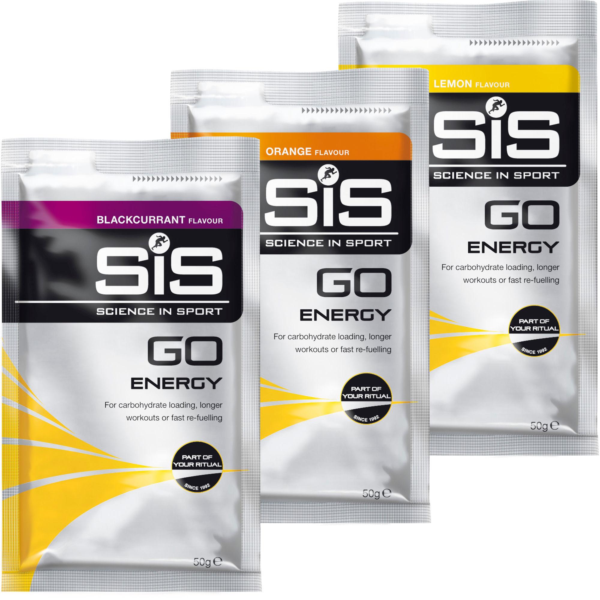 Аксессуары для бега Science in sport  SIS Energy