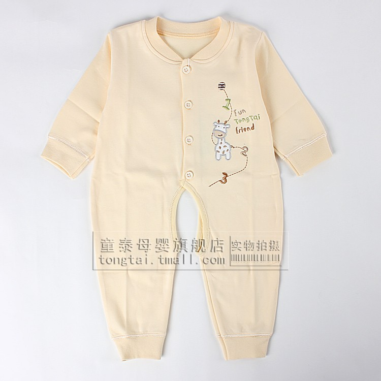 TongTai Tong Thai new cotton open file leotard Romper baby climbing clothes baby clothes must Seasons 1723/1279