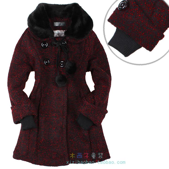 Пальто детское Y122