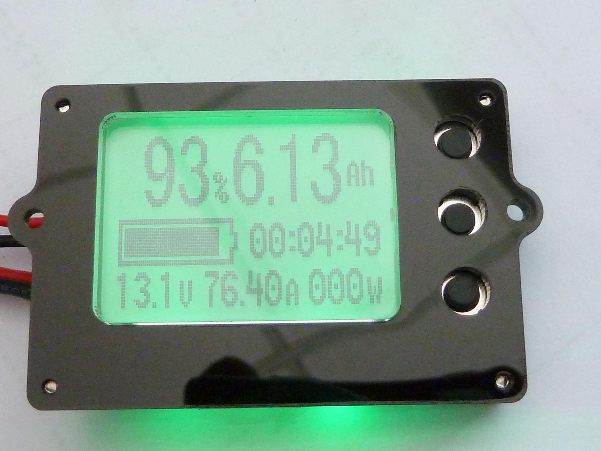 продаю индикаторы емкости батареи с рабочим током 50 и 100А договременно (TF01N)