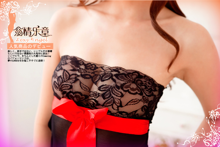 Veegol-HG Soft Temptation Economic Lace Durable Women Sexy Pajamas