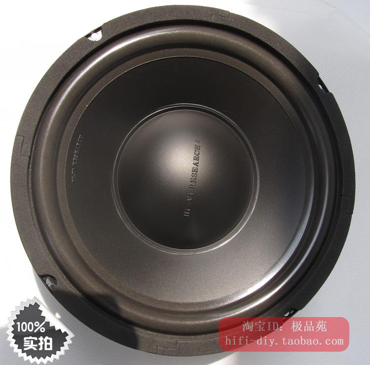 热卖惠威10寸中低音炮喇叭 10寸发烧超低音扬声器中低音单元 SS10 图片