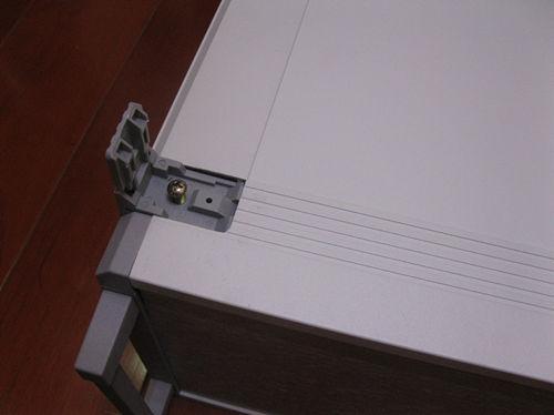 Комплектующие для корпуса ПК Полноценное, алюминиевого сплава шасси, оболочки инструмент, инструмент корпус, 165 * 380 * 320