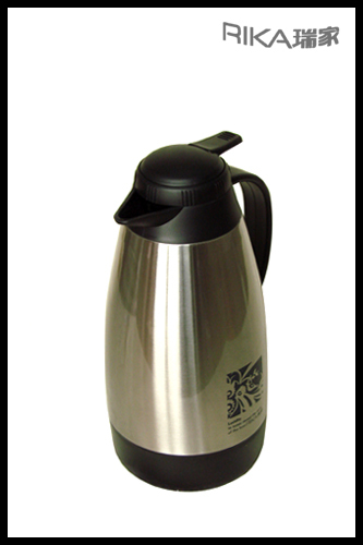 RKA Genuine! Swiss home vacuum insulation pot thermos stainless steel thermos thermos bottle thermos 1 liter!