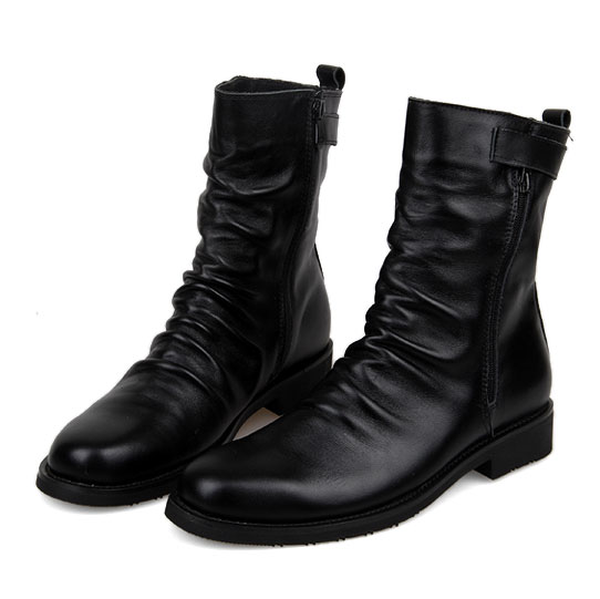 Полуботинки Men's boots men's shoes p00321