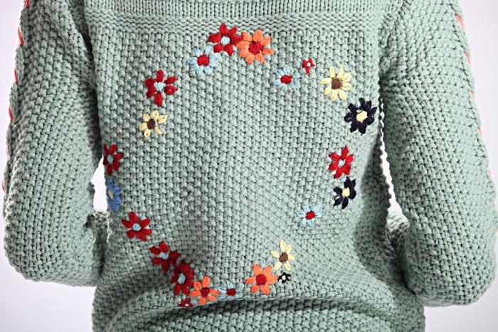 秋冬新款加厚粗棒针麻花短款套头毛衣韩版女装秋装新品针织打底衫 - 紅陽聚寶 - 紅陽聚寶 歡迎來訪