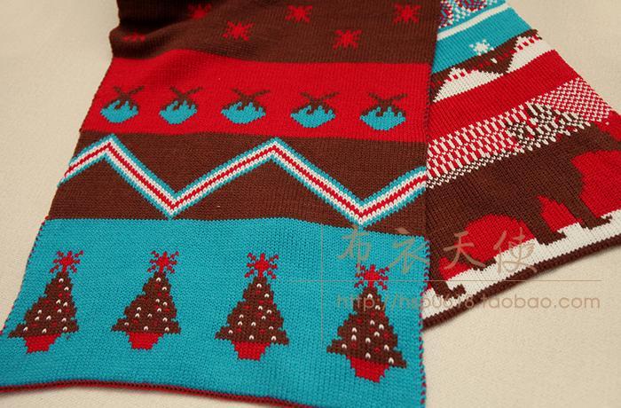 Теплый шарф   2013