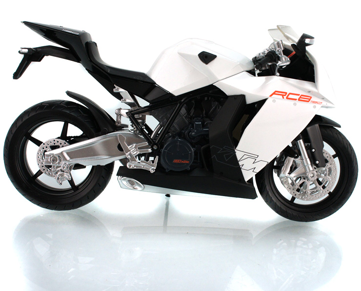 Joycity 1:12 KTM RC8 super model motorcycle model alloy toy