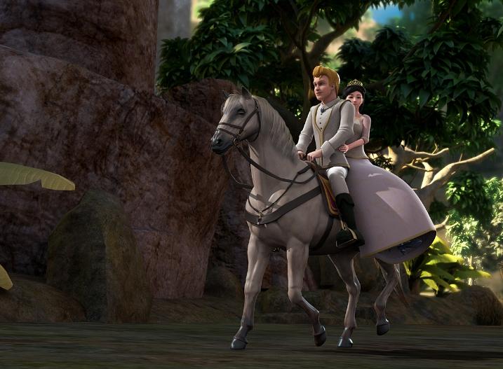 讲给00后的新童话:《白雪公主之矮人力量》