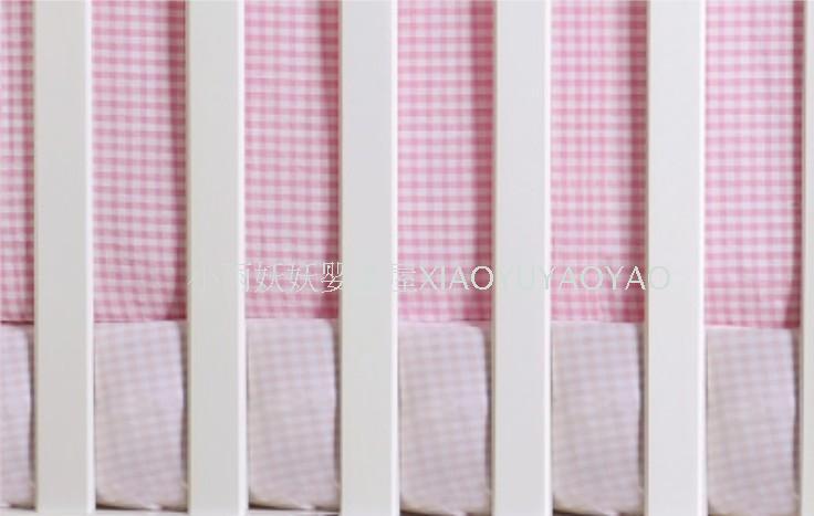 i-baby [] Flower Baby Bedding Baby Bedding Cotton 4 Kit