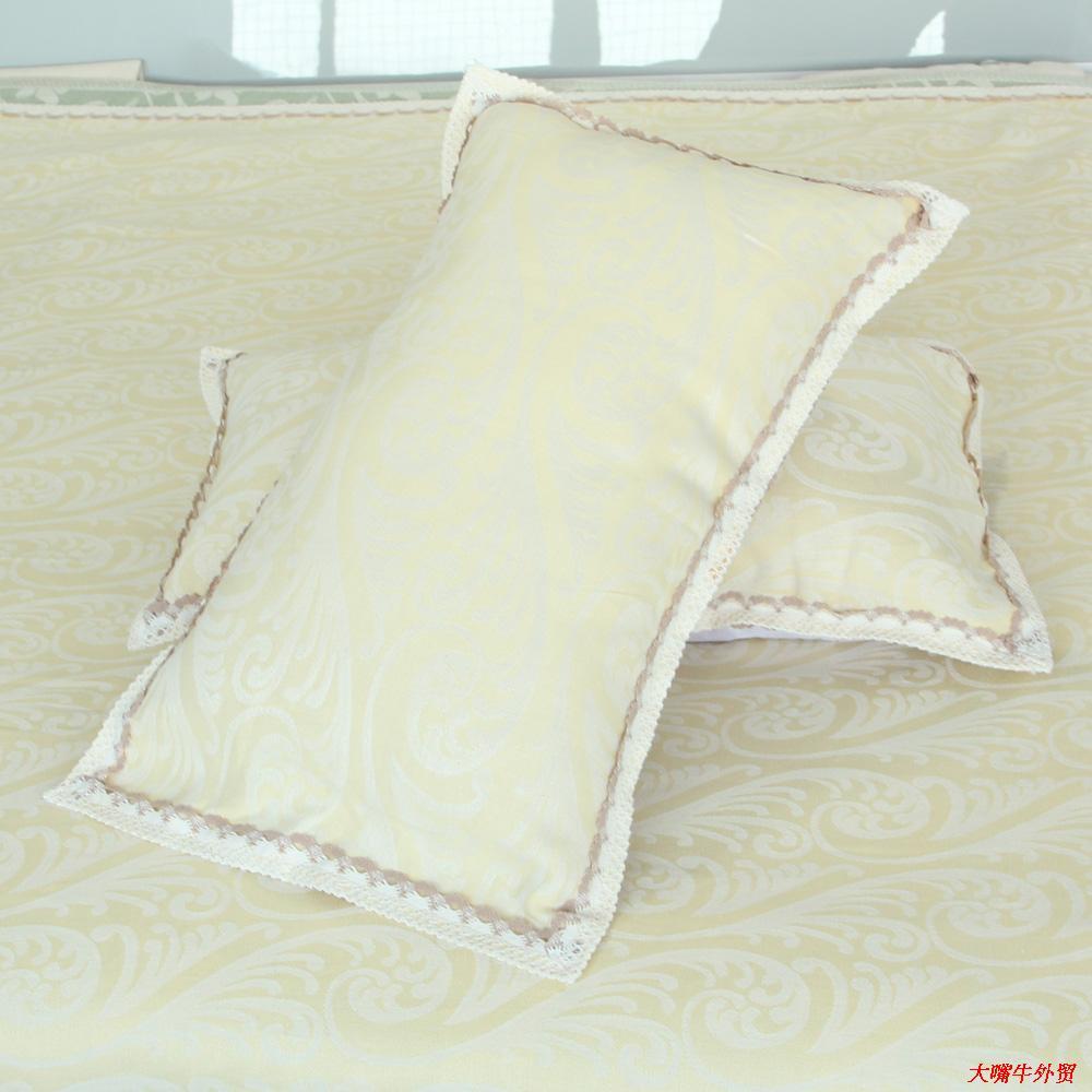 Подушки, Наволочки Чисто конопли бамбука волокна хлопка постельное белье наволочки подушки