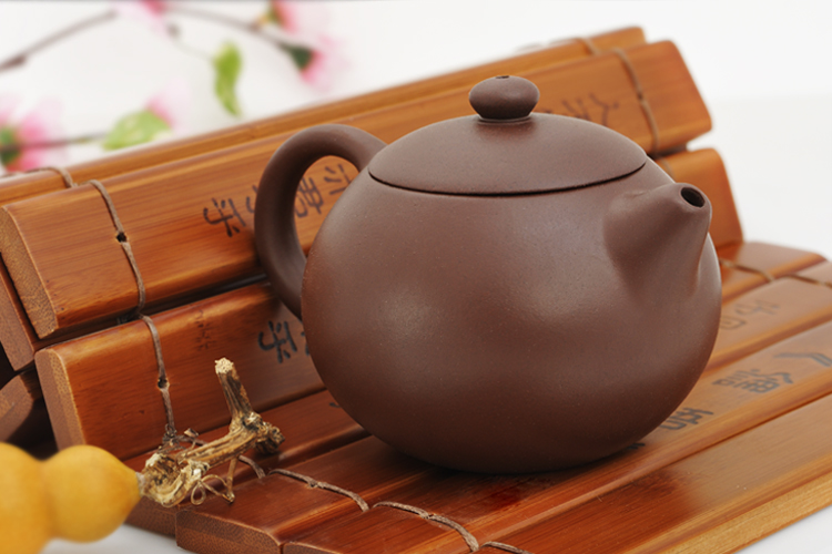 Manman Long House teapot Xi Shi Zi Sha pot famous Yixing tea set hand a genuine filter Kung Fu teapot tea pot