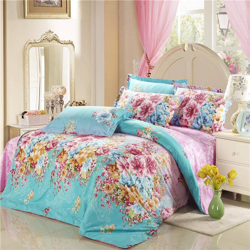 Комплект постельного белья Yadi Fen  100%