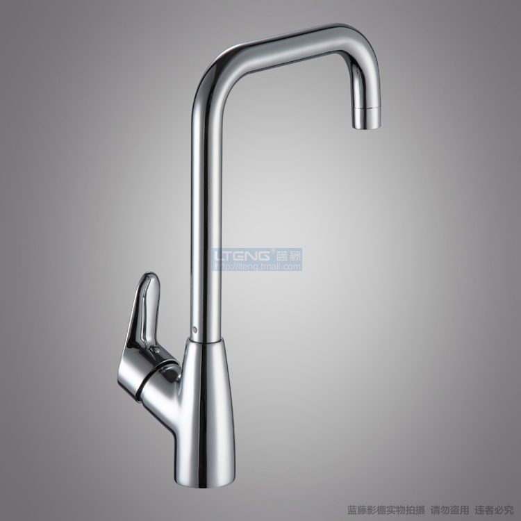 Blue vine Household High Quality Copper Rotatable Kitchen Water Faucet