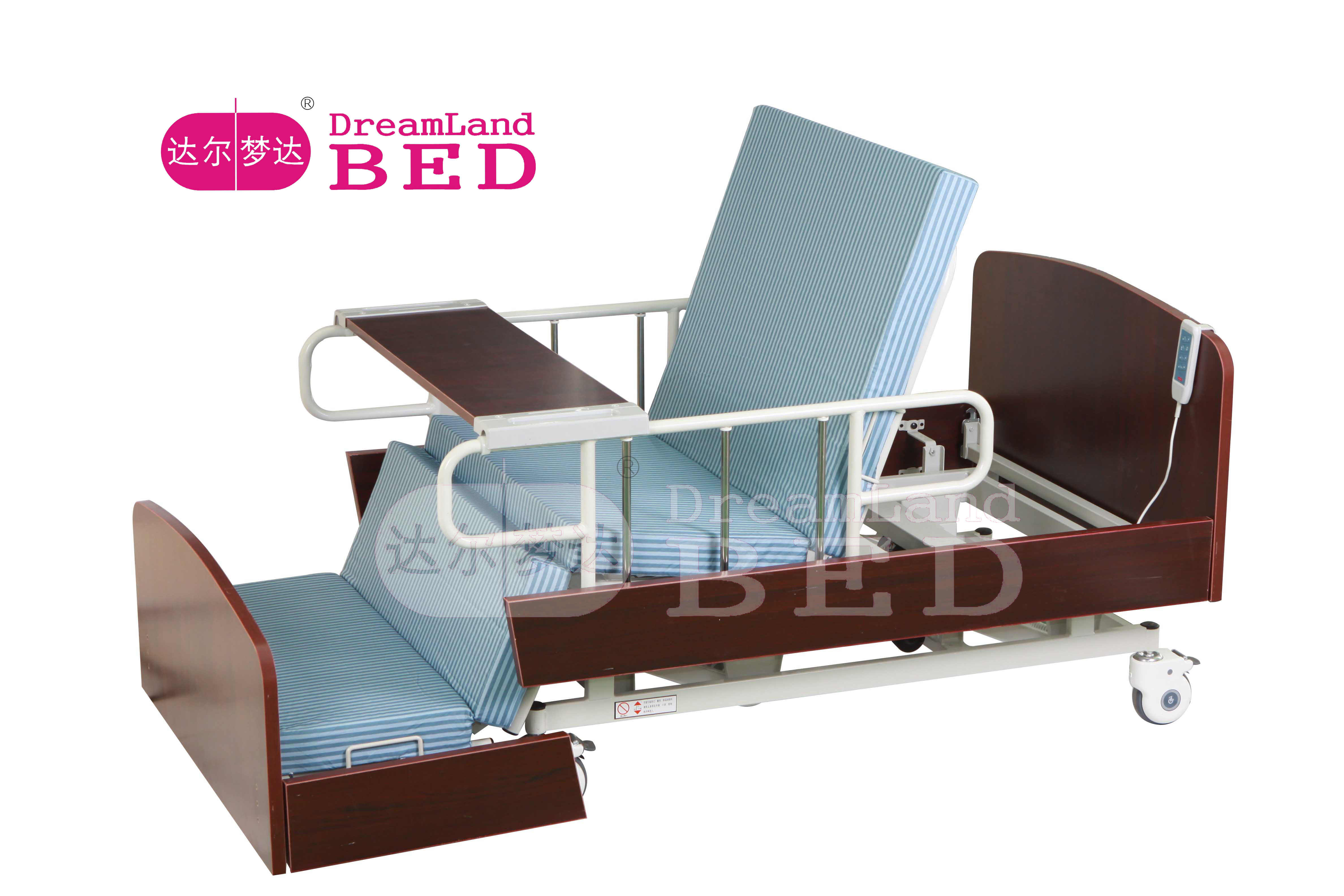 达尔梦达 DB-3AM 家用电动护理床  病床 高端护理床 包邮(图5)