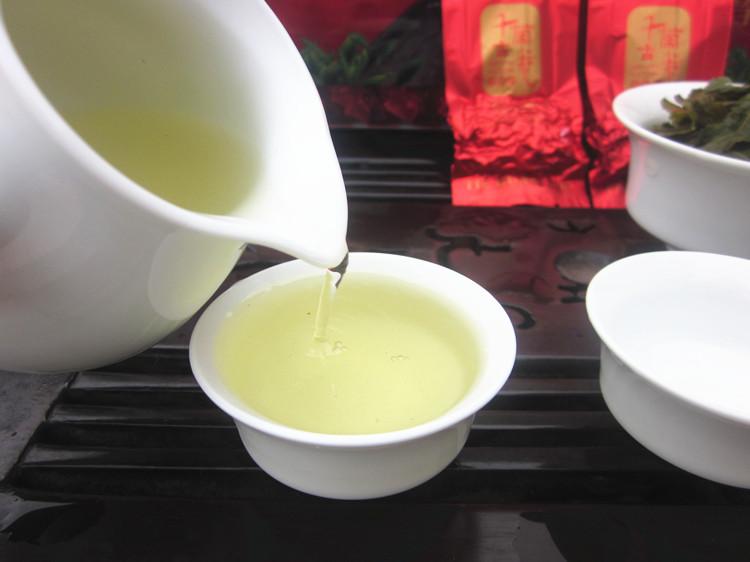Улун Железа Гуаньинь спец Anxi галстук Гуань Инь, качество чая премиум Лучжоу Tieguanyin осенью 2013 чай мешок-почты