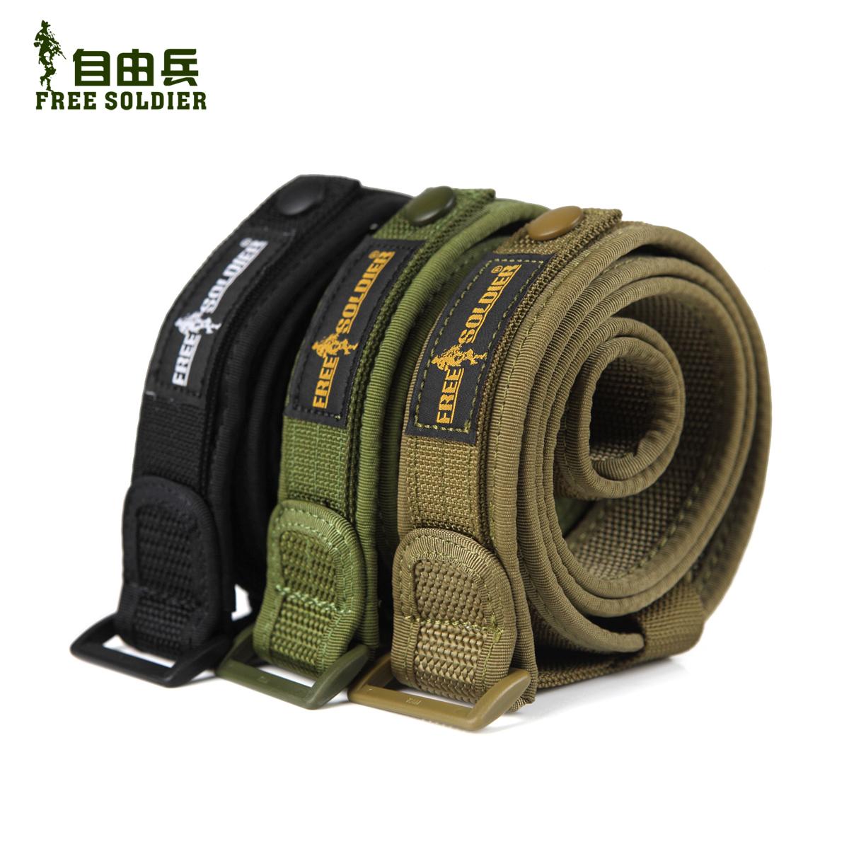 Пояса и ремни для туризма Free Soldier FS/yd03 1.5 Free Soldier / free soldiers