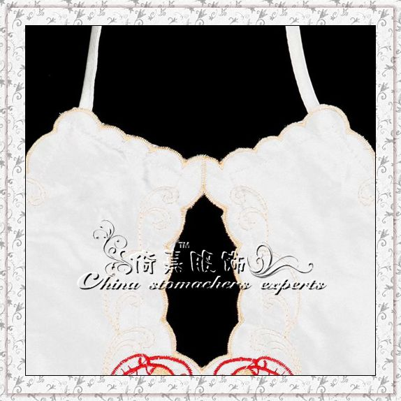 Leaning Kerry [Kerry] Lady leaning ethnic woman retro lace apron embroidered apron sexy adult fish every year five colors *