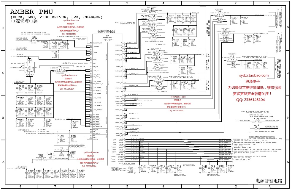 schematic iphone s  zen diagram, schematic