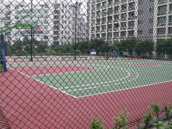 Оборудование для спортплощадок Спортивный зал провести баскетбол чистой в Taizhou Цзянсу полноценного PE покрытием NET NET стадион фехтование