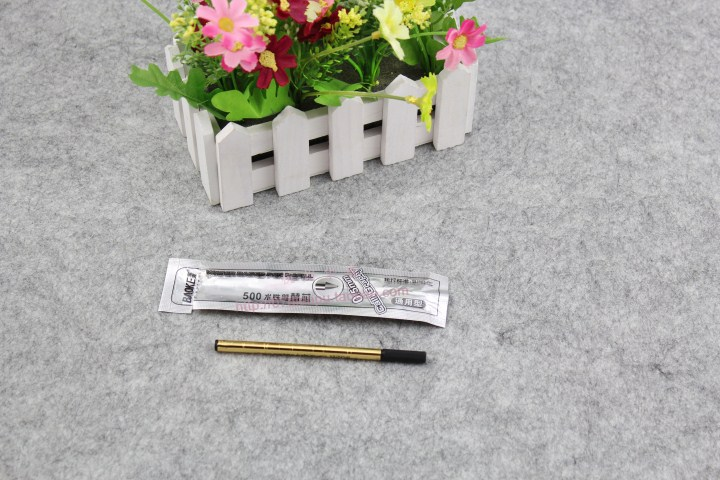 Baoke Gold treasure grams of water refills Refill 500 Taiwan Refills Gel Refill 0. 5mm Universal Desk Pen Refill