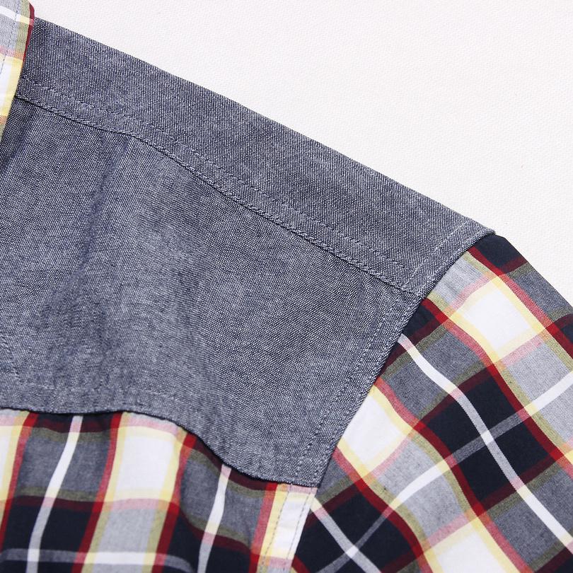 Рубашка мужская AURMAI 13523
