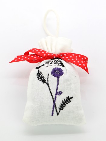 FARCENT Natural Lavender sachets/drawer wardrobe sachet/fangxin fold thyself on the car room