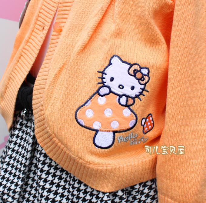 Свитер детский Hello kitty 1310171012