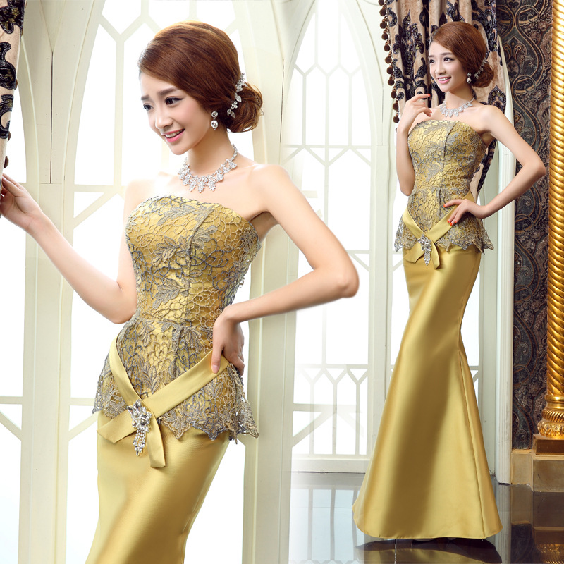 Вечернее платье Static Yuki jiayuan 003 2013 Static Yuki jiayuan