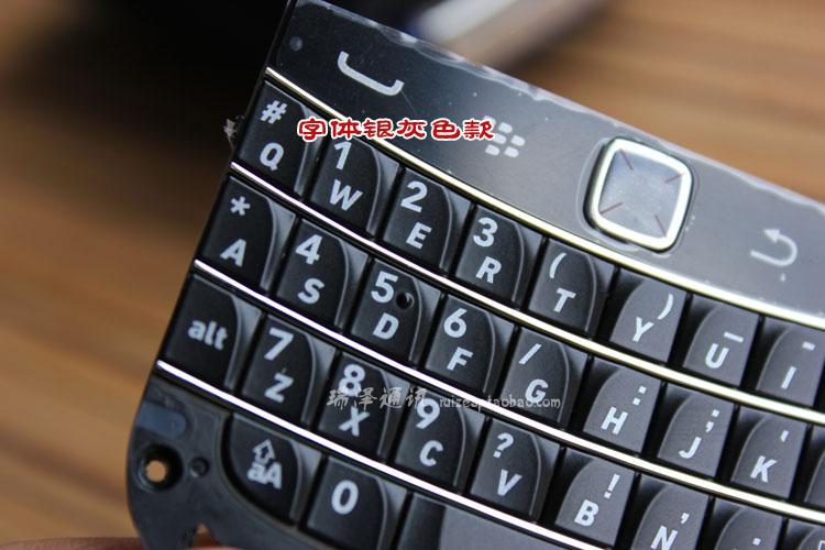 全新原装 导航 带触摸板 带排线 按键 字粒 9930 原装键盘 9900 黑莓