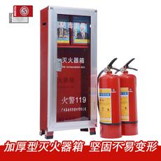 Пожарный шкаф, блок управления 4kg 4KG*2