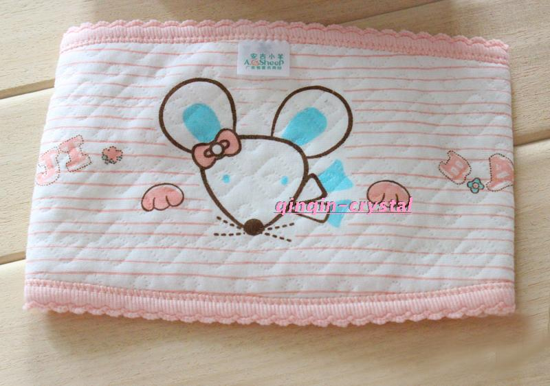 Sixty-one big promotion! 2013 Angelina lamb baby belly envelope printed cotton nursing care navel cord from cold