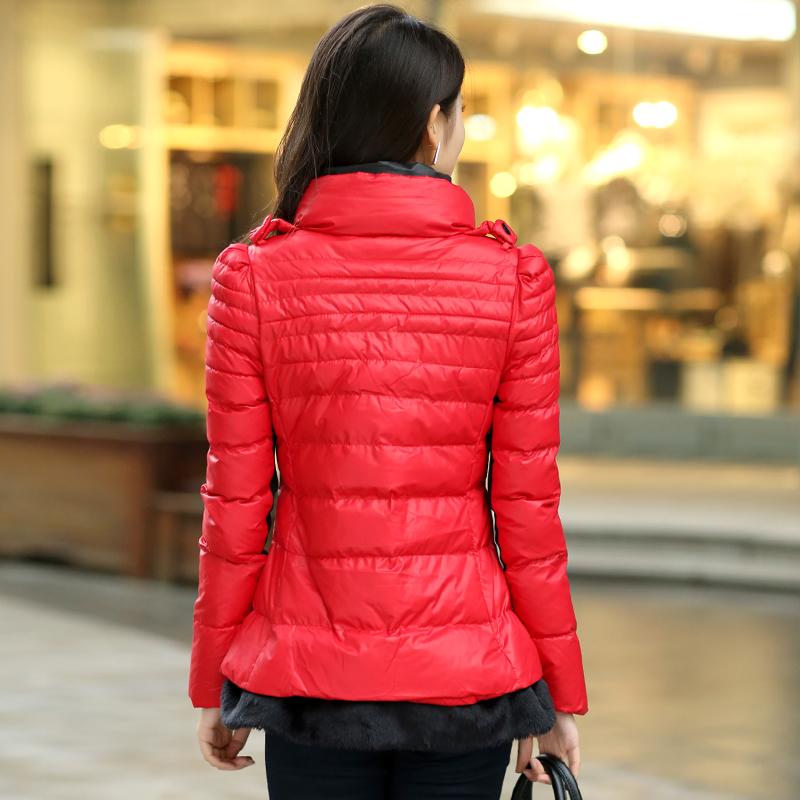 Женская утепленная куртка 4179 2013