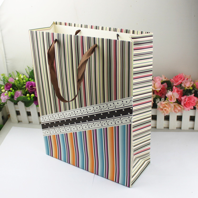 FEIJIAN Wedding return a salute tether gift bag paper bag large Korean style bags gift bags