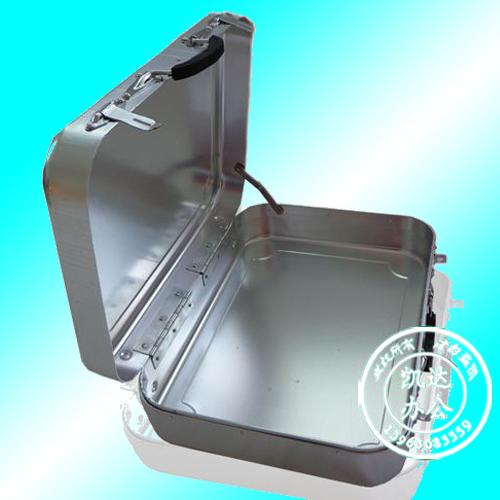 提款箱 银行专用运钞箱160万一次成型 铝合金 票据箱 借款箱
