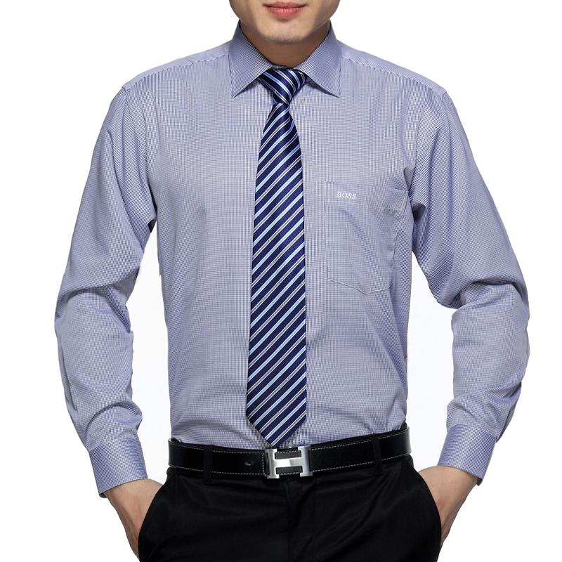 Рубашка мужская 2013 BOSS