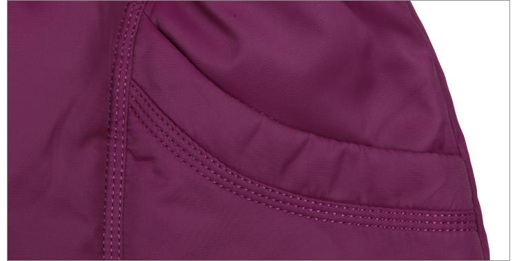 osa女装新款女装85%灰鸭绒韩版中长款羽绒服女长款Y10707