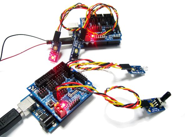 Infrared Transmitter Module - Tinkbox