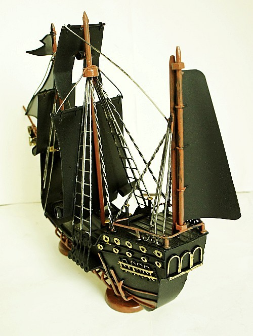 Декоративный корабль C18 Zakka