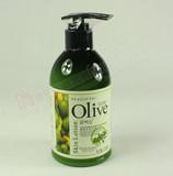 韩伊olive橄榄美白滋润身体乳液270ml