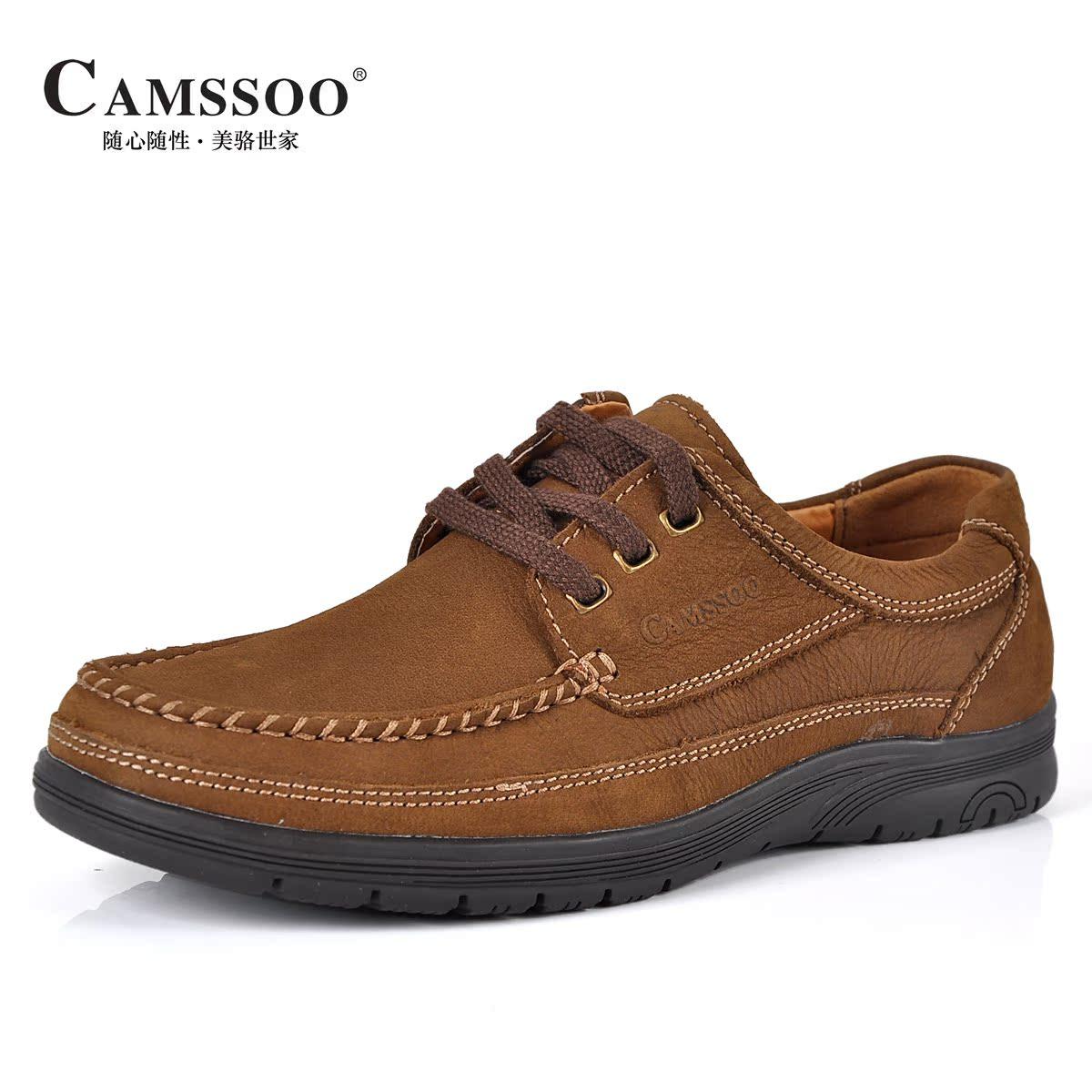 Мокасины, прогулочная обувь Camssoo 8514 Camssoo / America Luo family