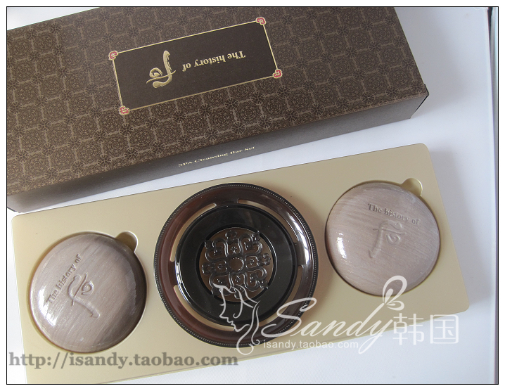 After the history of WHOO  WHOO 150g*2