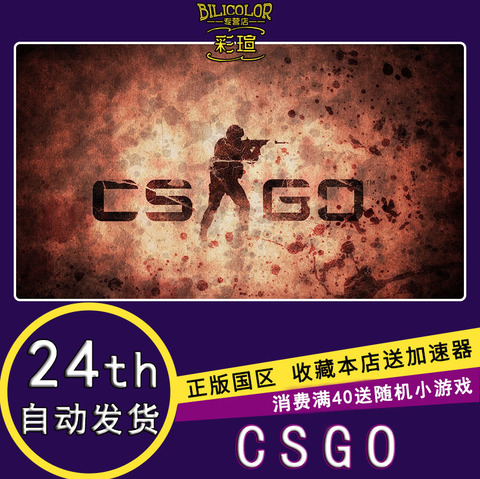 pc中文steam CS GO csgo 反恐精英全球攻势 csgo cs:go steam游戏