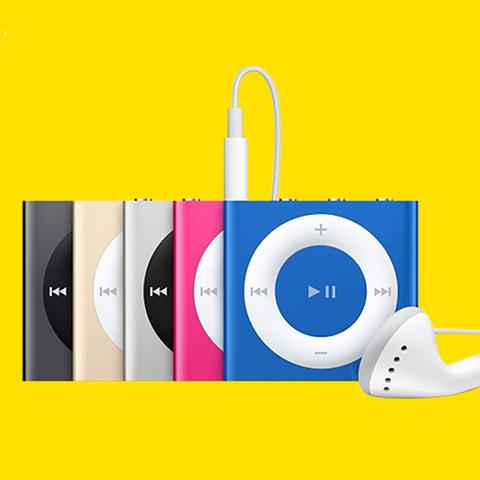 国行Apple/苹果 iPod shuffle迷你小巧mp3学生运动跑步音乐播放器