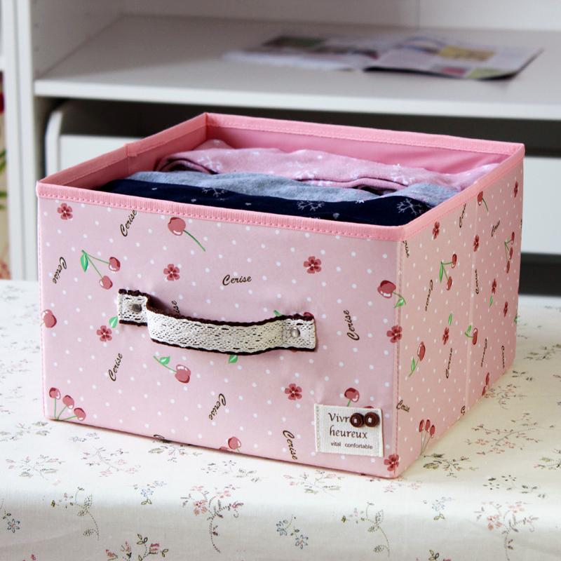 Декор коробок для хранения фото