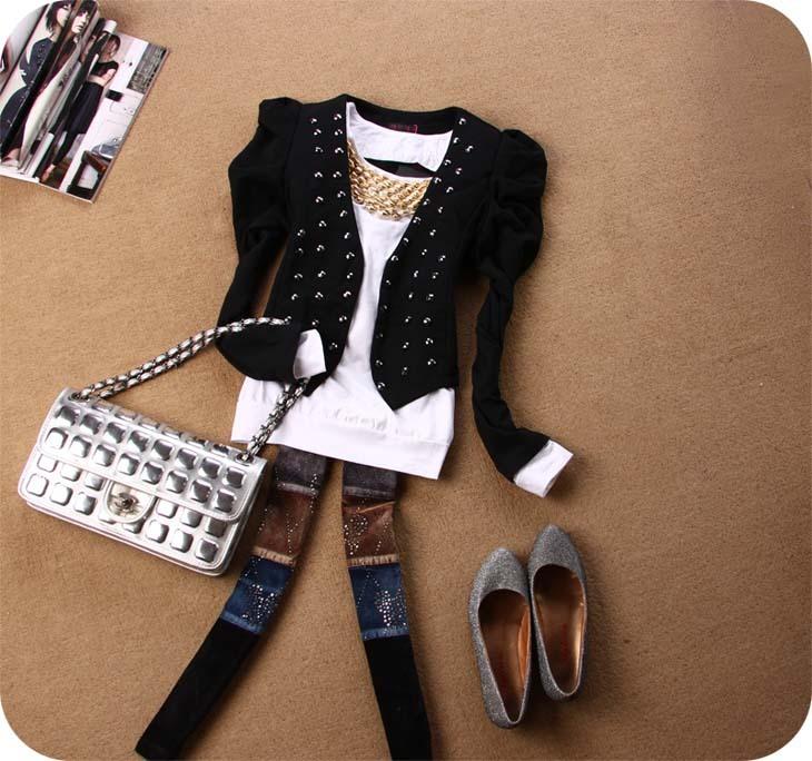 秋季好看服装如何搭配(2)