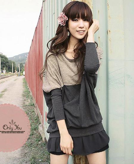 冬季时尚穿衣搭配(2)