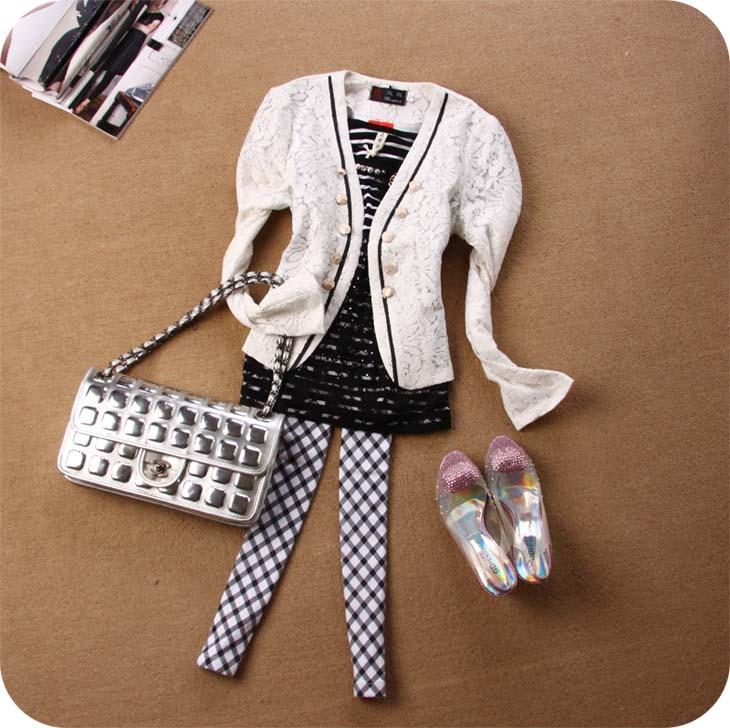 西服穿衣搭配(2)