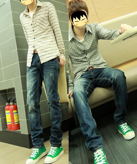 秋季裤子时尚男装如何搭配