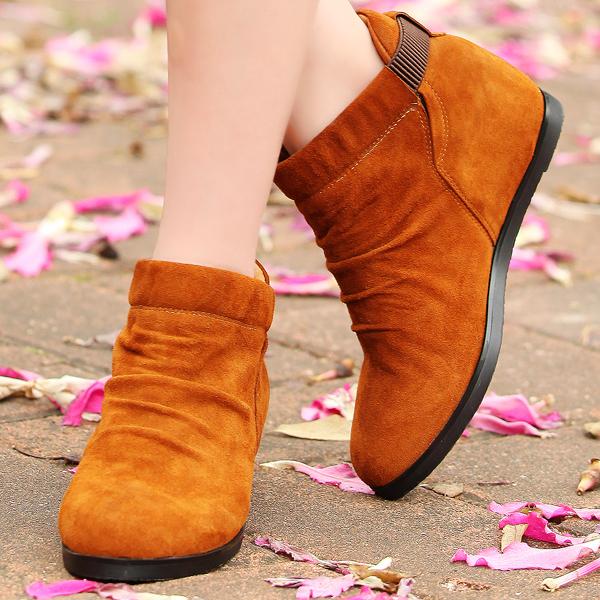 冬季靴子如何搭配(3)
